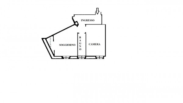 Appartamento in vendita a Milano, Gambara, 65 mq - Foto 3
