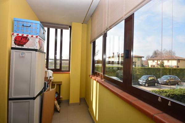 Appartamento in vendita a Medicina, Crocetta, Con giardino, 70 mq - Foto 2