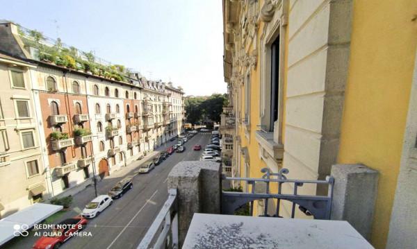 Appartamento in affitto a Milano, Porta Venezia/repubblica, Arredato, 100 mq - Foto 3