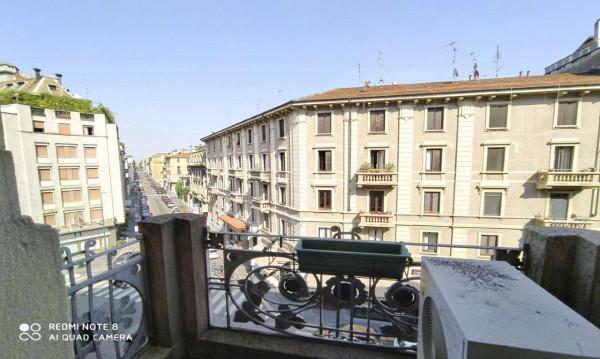 Appartamento in affitto a Milano, Porta Venezia/repubblica, Arredato, 100 mq - Foto 2
