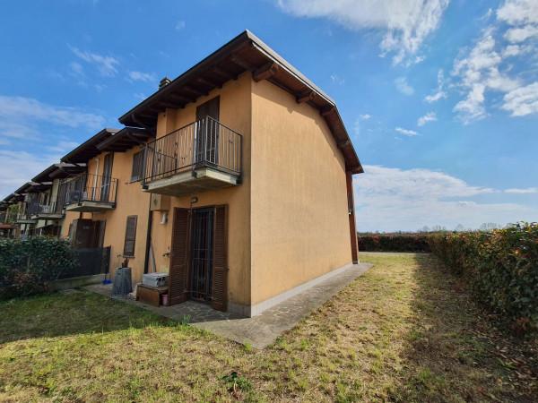 Villa in vendita a Cumignano sul Naviglio, Residenziale, Con giardino, 172 mq - Foto 3