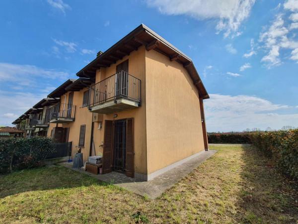 Villa in vendita a Cumignano sul Naviglio, Residenziale, Con giardino, 172 mq - Foto 19