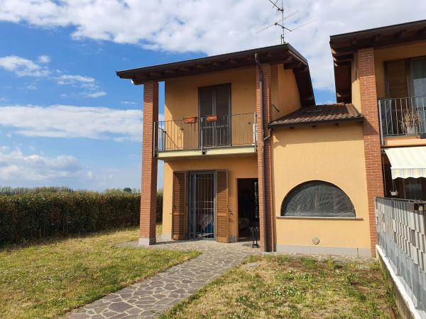 Villa in vendita a Cumignano sul Naviglio, Residenziale, Con giardino, 172 mq - Foto 23