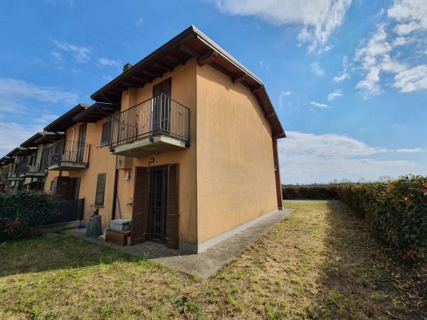 Villa in vendita a Cumignano sul Naviglio, Residenziale, Con giardino, 172 mq - Foto 4