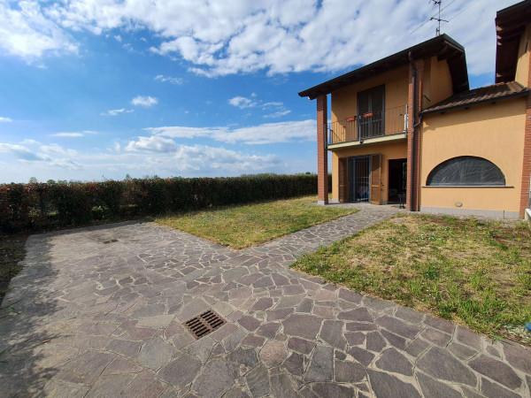Villa in vendita a Cumignano sul Naviglio, Residenziale, Con giardino, 172 mq - Foto 5