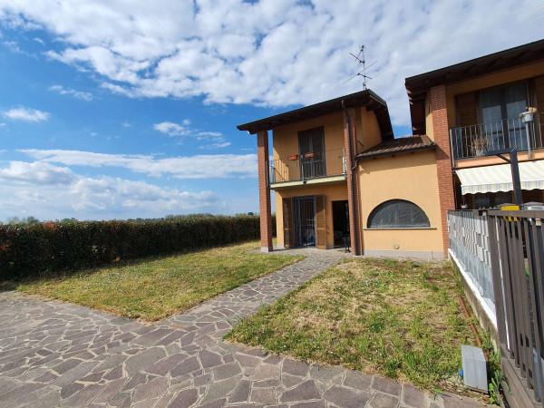 Villa in vendita a Cumignano sul Naviglio, Residenziale, Con giardino, 172 mq - Foto 21