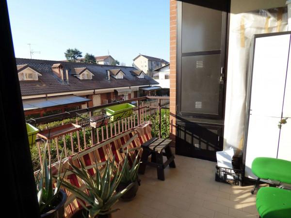 Appartamento in vendita a Mappano, Via Marconi Nuova Isola Pedonale, Con giardino, 80 mq - Foto 6