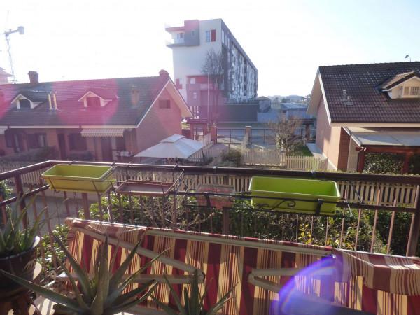 Appartamento in vendita a Mappano, Via Marconi Nuova Isola Pedonale, Con giardino, 80 mq - Foto 5