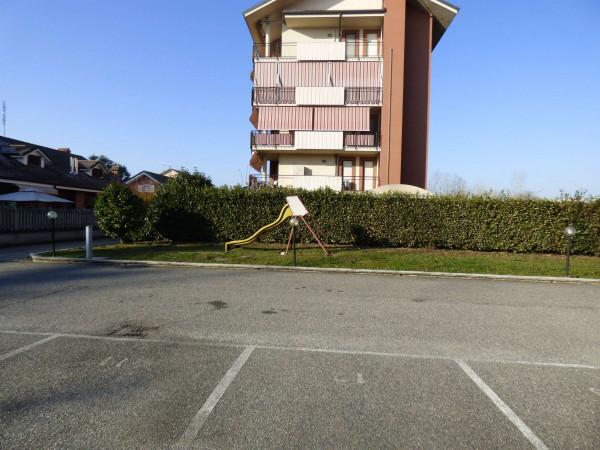 Appartamento in vendita a Mappano, Via Marconi Nuova Isola Pedonale, Con giardino, 80 mq - Foto 2