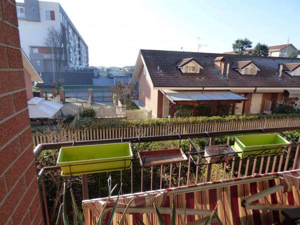 Appartamento in vendita a Mappano, Via Marconi Nuova Isola Pedonale, Con giardino, 80 mq - Foto 4