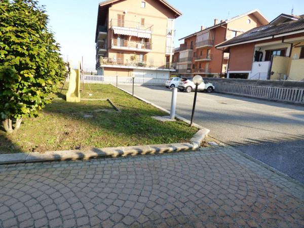 Appartamento in vendita a Mappano, Via Marconi Nuova Isola Pedonale, Con giardino, 80 mq - Foto 3