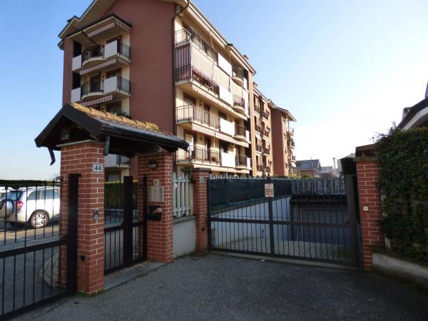 Appartamento in vendita a Mappano, Via Marconi Nuova Isola Pedonale, Con giardino, 80 mq