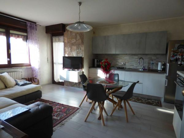 Appartamento in vendita a Mappano, Via Marconi Nuova Isola Pedonale, Con giardino, 80 mq - Foto 19