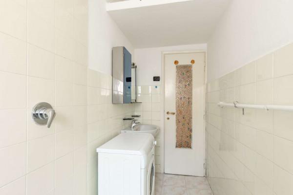 Appartamento in vendita a Milano, Ripamonti, Con giardino, 30 mq - Foto 15