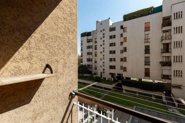 Appartamento in vendita a Milano, Ripamonti, Con giardino, 30 mq - Foto 19