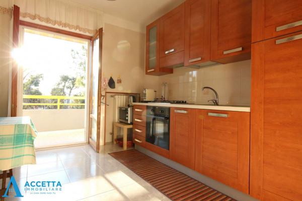 Appartamento in vendita a Taranto, San Vito, Arredato, con giardino, 107 mq - Foto 16