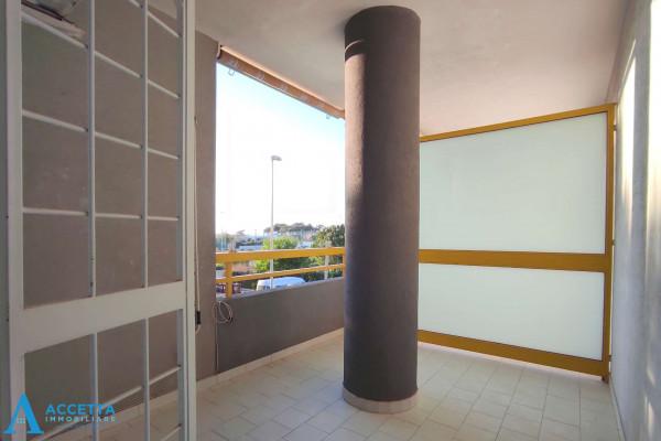 Appartamento in vendita a Taranto, San Vito, Arredato, con giardino, 107 mq - Foto 11