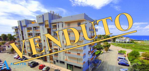 Appartamento in vendita a Taranto, San Vito, Arredato, con giardino, 107 mq