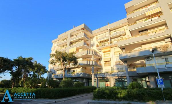Appartamento in vendita a Taranto, San Vito, Arredato, con giardino, 107 mq - Foto 3