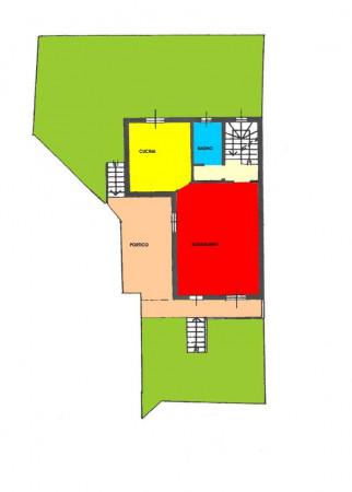 Villa in vendita a Boffalora d'Adda, Residenziale, Con giardino, 203 mq - Foto 5