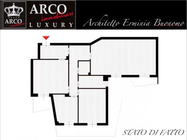 Appartamento in vendita a Marigliano, Centrale, 170 mq - Foto 5