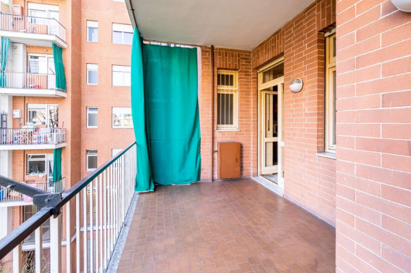Appartamento in vendita a Torino, Con giardino, 160 mq - Foto 12