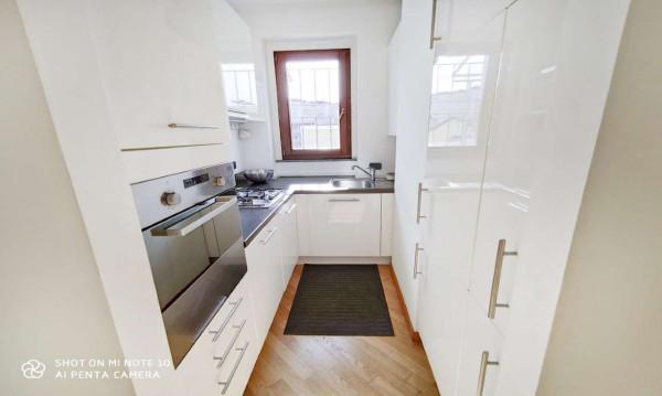 Appartamento in affitto a Milano, San Siro, Arredato, 75 mq - Foto 11
