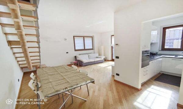 Appartamento in affitto a Milano, San Siro, Arredato, 75 mq