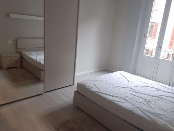 Appartamento in affitto a Milano, De Angeli, Arredato, 75 mq - Foto 5