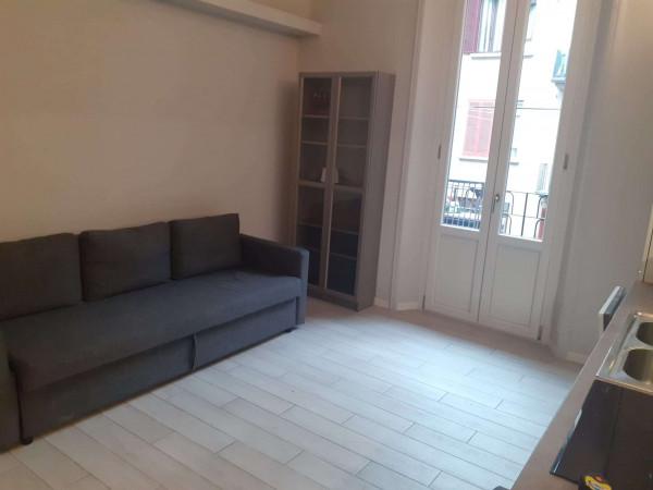Appartamento in affitto a Milano, De Angeli, Arredato, 75 mq - Foto 8