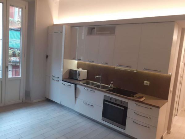 Appartamento in affitto a Milano, De Angeli, Arredato, 75 mq - Foto 9