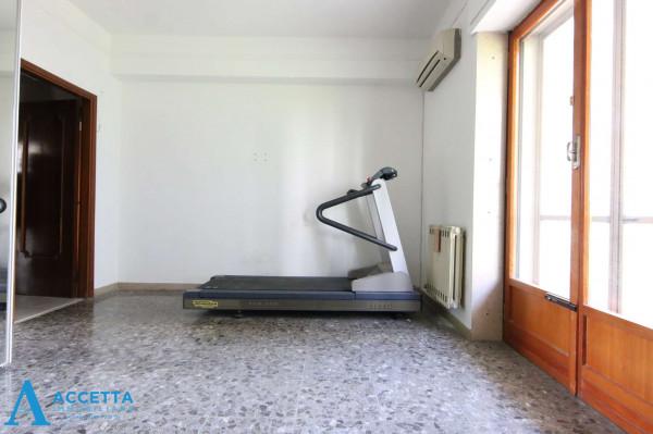 Appartamento in vendita a Taranto, Rione Italia, Montegranaro, 125 mq - Foto 7