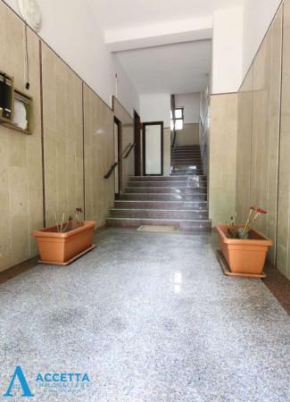 Appartamento in vendita a Taranto, Rione Italia, Montegranaro, 125 mq - Foto 4