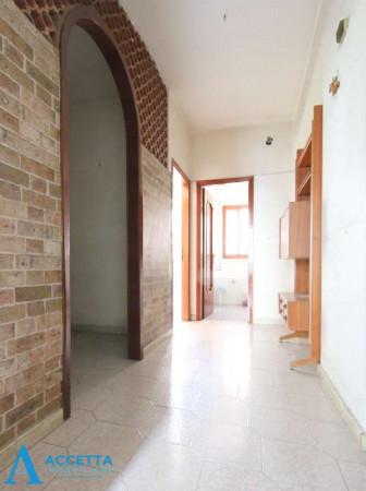 Appartamento in vendita a Taranto, Rione Italia, Montegranaro, 125 mq - Foto 16