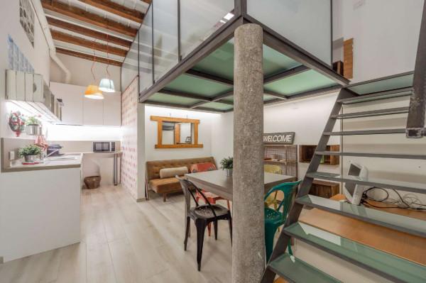 Appartamento in vendita a Milano, Navigli, Arredato, 70 mq