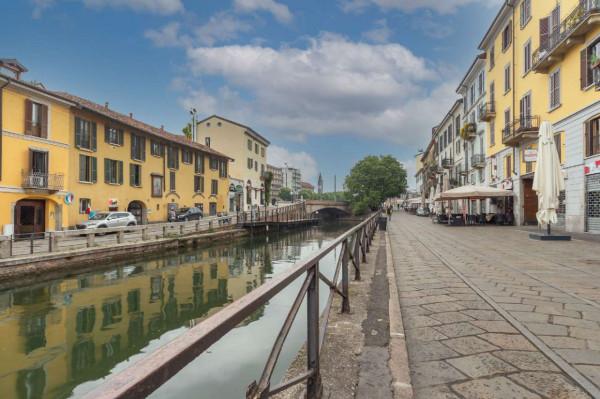 Appartamento in vendita a Milano, Navigli, Arredato, 70 mq - Foto 5