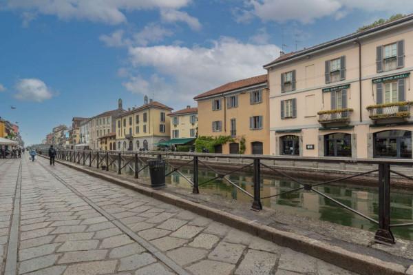 Appartamento in vendita a Milano, Navigli, Arredato, 70 mq - Foto 15