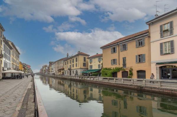 Appartamento in vendita a Milano, Navigli, Arredato, 70 mq - Foto 6