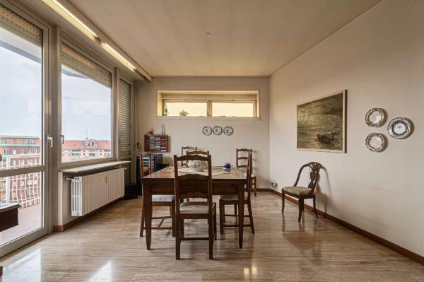 Appartamento in vendita a Milano, Bande Nere, Con giardino, 180 mq - Foto 15