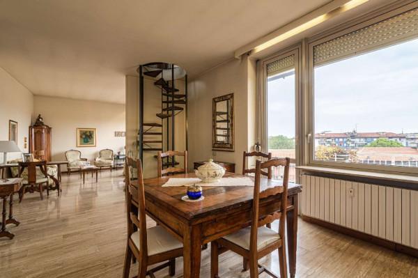 Appartamento in vendita a Milano, Bande Nere, Con giardino, 180 mq - Foto 33