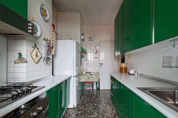 Appartamento in vendita a Milano, Bande Nere, Con giardino, 180 mq - Foto 29