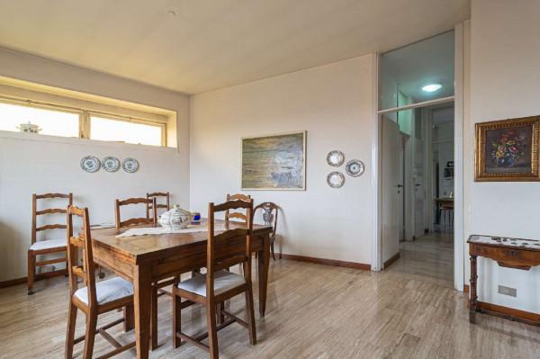 Appartamento in vendita a Milano, Bande Nere, Con giardino, 180 mq - Foto 37