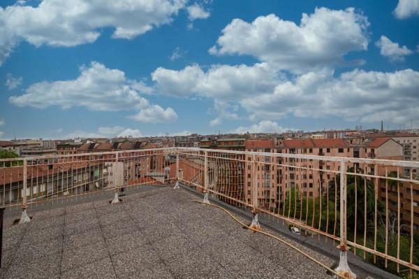 Appartamento in vendita a Milano, Bande Nere, Con giardino, 180 mq - Foto 30