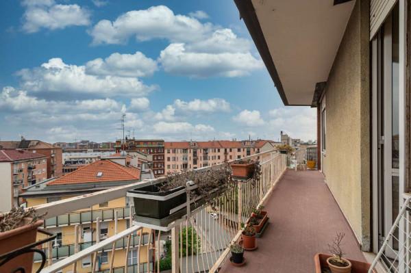 Appartamento in vendita a Milano, Bande Nere, Con giardino, 180 mq - Foto 12