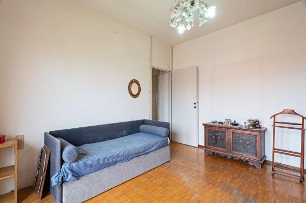 Appartamento in vendita a Milano, Bande Nere, Con giardino, 180 mq - Foto 18