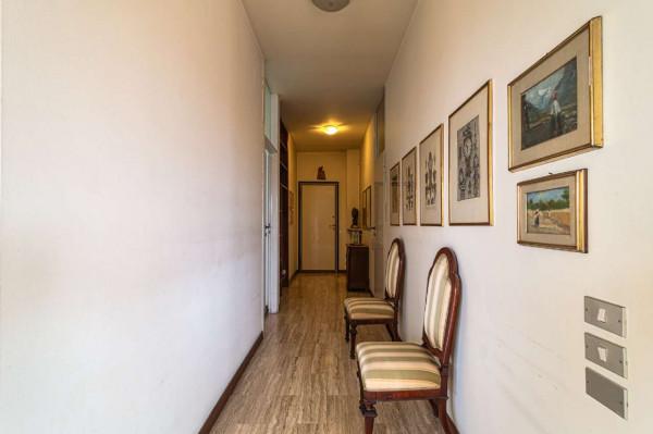 Appartamento in vendita a Milano, Bande Nere, Con giardino, 180 mq - Foto 17