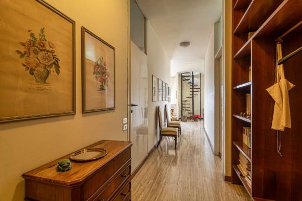 Appartamento in vendita a Milano, Bande Nere, Con giardino, 180 mq - Foto 22