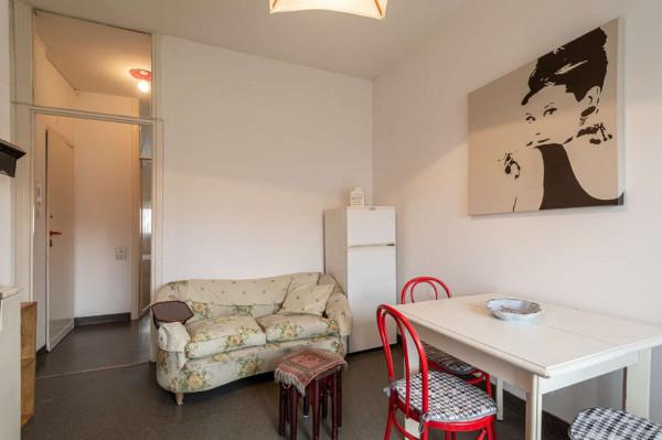 Appartamento in vendita a Milano, Bande Nere, Con giardino, 40 mq - Foto 10