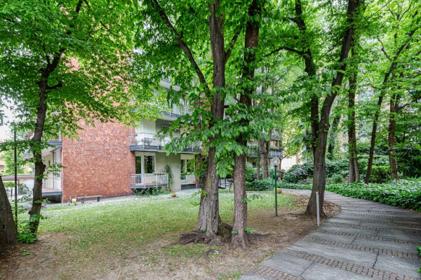 Appartamento in vendita a Milano, Bande Nere, Con giardino, 40 mq - Foto 13
