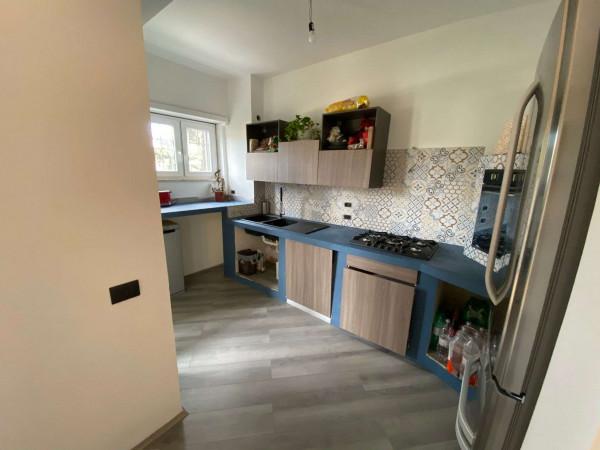 Appartamento in vendita a Roma, Torrino, Con giardino, 80 mq - Foto 17
